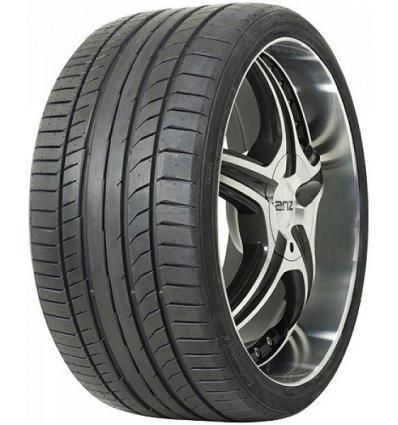 Continental 285/35R21 Y SportCon5P*XLFRSealDOT14 105Y